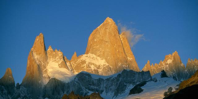 Fitzroy, Patagonien. Foto: Heinz Zak