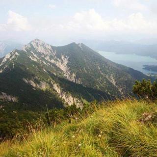 Blick vom Heimgarten, Foto: Michael Pröttel/alpenvereinaktiv.com