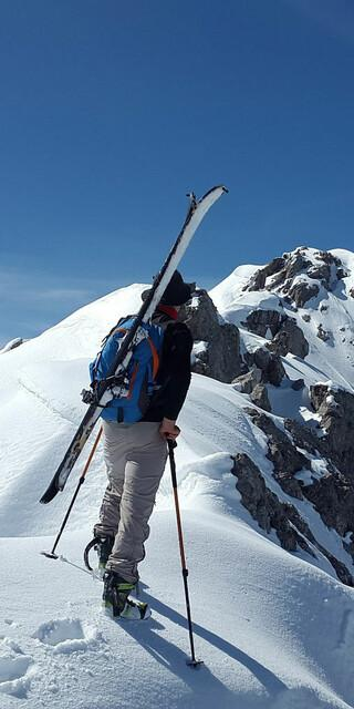 Skitour auf die Steinkarspitze, Foto: pixabay/Simon Steinberger