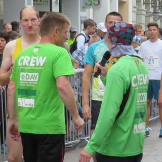 Flensburg Marathon 2018.