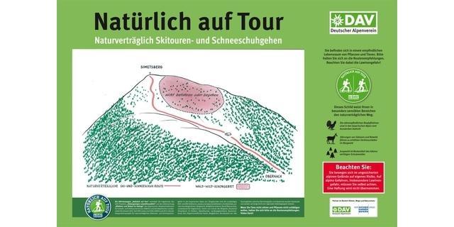 Natürlich auf Tour: Simetsberg