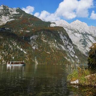 Königssee und Watzmann-Ostwand, Foto: Jonas Kassner