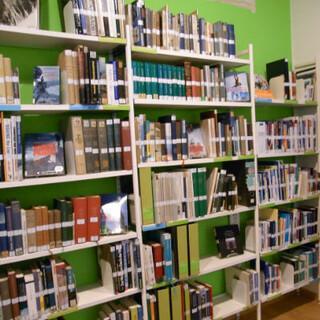 BibliothekDAVLesesaalRegal2