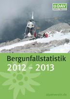 Bergunfallstatistik 2012-2013 Titel