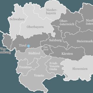 """Das Gschnitztal - """"vorm Brenner rechts"""" in die Natur"""