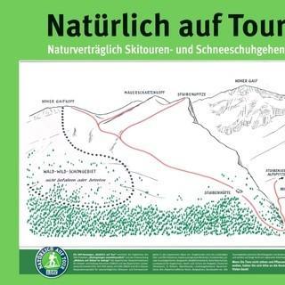 """Stuibenhütte - """"Natürlich auf Tour""""-Touren"""