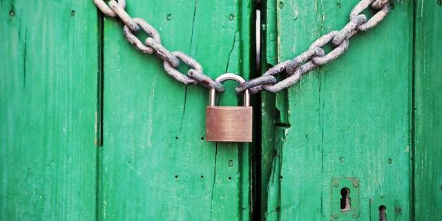 verschlossene Tür, Foto: pixabay/life-of-pix