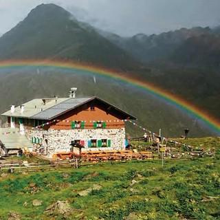 Pforzheimer Hütte, Foto: DAV Sektion Pforzheim