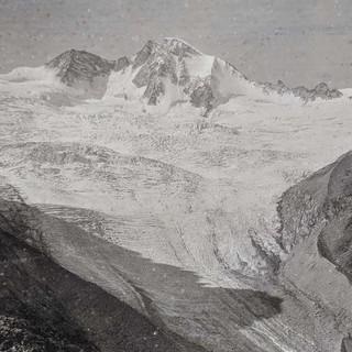 Waxeggkees im frühen 20. Jahrhundert, Foto: Friedrich