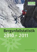 DAV Bergunfallstatistik 2010-2011