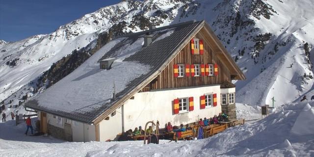 Die Potsdamer Hütte, Foto: DAV/Teresa Güntner