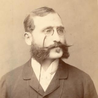Eugen Guido Lammer; Foto: DAV/Archiv