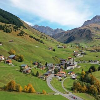 St. Antönien in Graubünden - Foto: Prättigau Tourismus | Marco Schnell