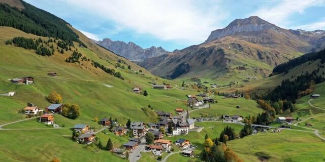 St. Antönien im Rätikon, Schweiz. Foto: Marco Schnell