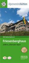 Hüttenflyer Friesenberghaus 2016