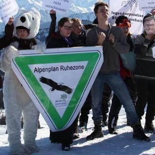 BUND - Hände weg vom Alpenplan