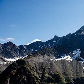 Wie lange halten die Alpengletscher noch durch? Foto: DAV/Marco Kost