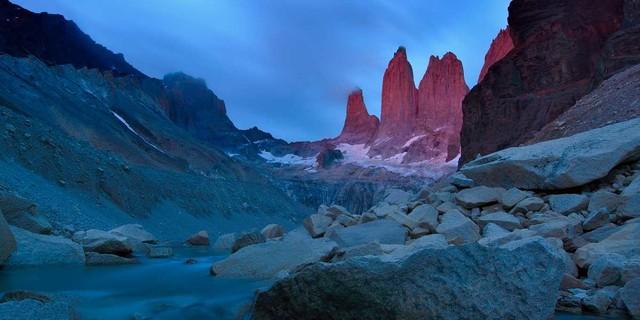 Patagonien und Feuerland – Trekking und Bergsteigen. Ralf Gantzhorn berichtet in seiner Reise-Reportage von der grandiosen Naturlandschaft. Foto: Ralf Gantzhorn