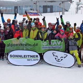 11. Nachwuchscamp Skibergsteigen. Foto: Karl Posch