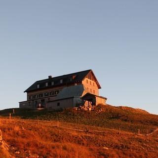 Rotwandhaus. Foto: Ursula Hampel