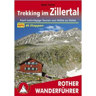 Mark Zahel, Trekking im Zillertal