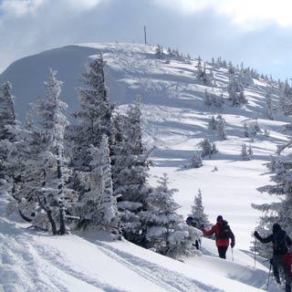 Riedberger-Horn-Skitour