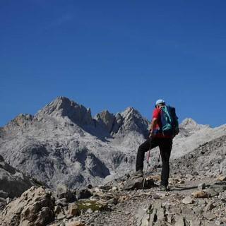 Picos de Europa: schroffer Kalkstein. Foto: Antes & Antes