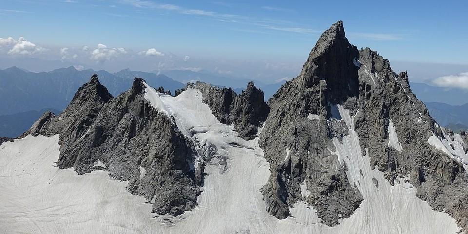 Der zweite, unbenannte Gipfel. Foto: @davexpedkaderfrauen