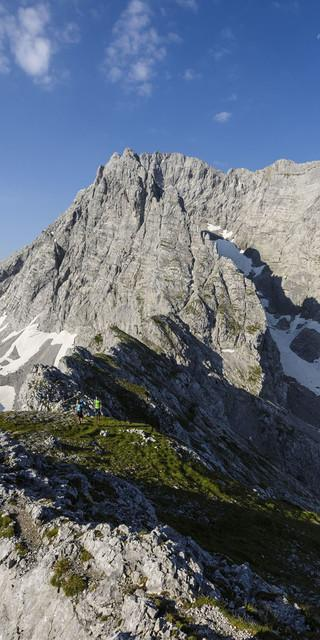 Naturverträglich unterwegs in den Alpen (Foto: DAV/W. Ehn)