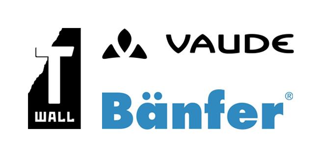 2017 Logo T-Wall Vaude Bänfer