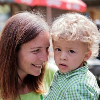 Tolle Hüttenerlebnisse auch für die Kleinsten, Foto: DAV/Hans Herbig