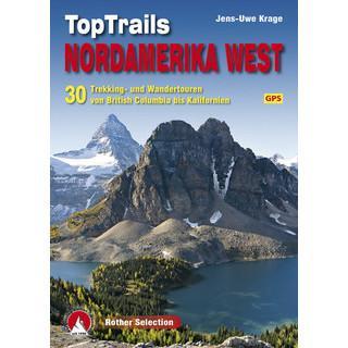 Jens-Uwe Krage, TopTrails Nordamerika West