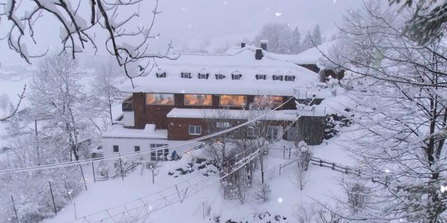 Die Jubi im tiefsten Winter&#x3B; Foto: Jubiarchiv
