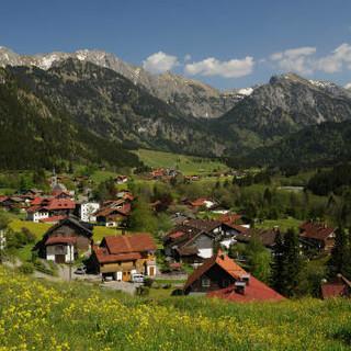 Hinterstein, Foto: Bad Hindelang Tourismus