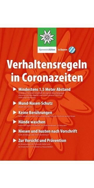 Hutten In Bayern Infos Fur Besucher Bergsport In Coronazeiten Aktiv Sein Bergsport Deutscher Alpenverein Dav