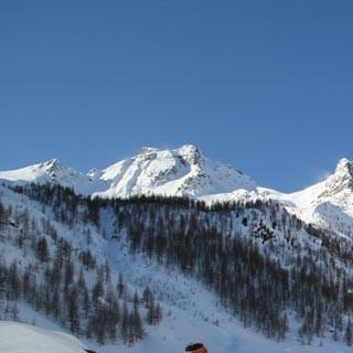 An der Testa del Ferro - Zustieg ins Glück: Nach flachem Talboden wird's oben an der Testa del Ferro steil.
