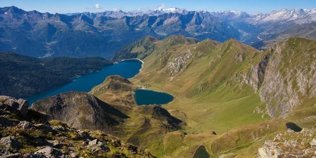 Die Piora (mit Tom- und Ritomsee) gilt als eine der schönsten Tessiner Landschaften. Foto: Ingo Roeger