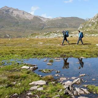 Impressionen: Bergwandern im Tessin