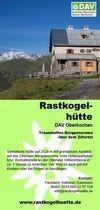 Rastkogelhütte-Flyer