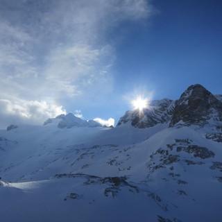 Aufstieg zur Simonyhütte, Foto: Christoph Mitterer