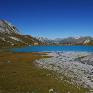 Lai da Rims im Schweizer Nationalpark, Foto: Jonas Kassner