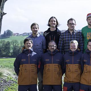 2015 Einkleidung Skibergsteigen