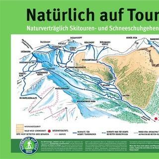 """Schwarzwasserhütte - """"Natürlich auf Tour""""-Touren"""