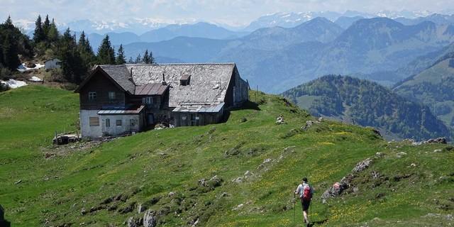Kammwanderung am Klausenberg, Foto: Axel Klemmer