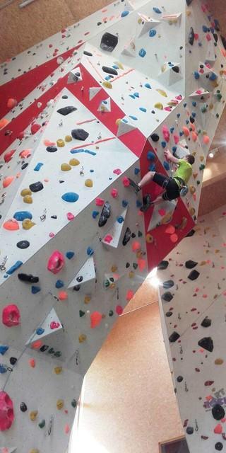 Korbinian Franck beim Training, Foto: Privat