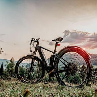E-Mountainbike, Foto: pixabay/Jürgen Polle