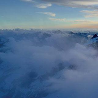 Gipfelgrat der Meije - Am Gipfelgrat der Meije (3983 m), Dauphiné, Frankreich| Foto: Ralf Gantzhorn