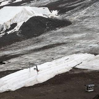 Klimawandel in den Alpen ©Marco Kost