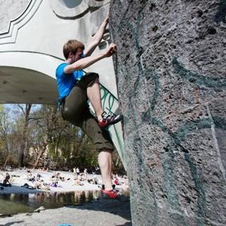 Bouldering, Marco Kost