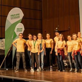 Das Helfer*innen-Team aus Nürnberg, Foto: JDAV/Silvan Metz